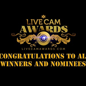 Picture: Live Cam Awards 2021 Winners
