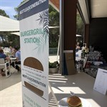 Hungry? Free burger at EWT pool bar