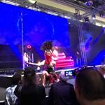 Extasia show stage
