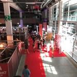 Extasia exhibition floor