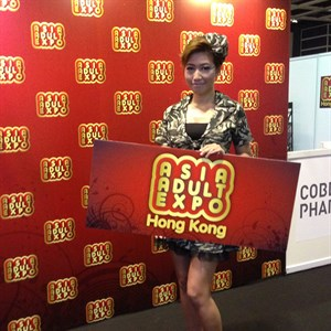 Picture: Three days of Asia Adult Expo in Hong Kong