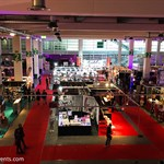 View to the Extasia exhibition floor