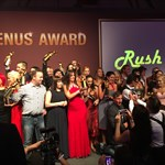 Venus Award show winners